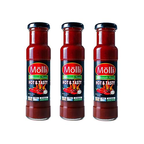 Molli Hot Tasty Bundle