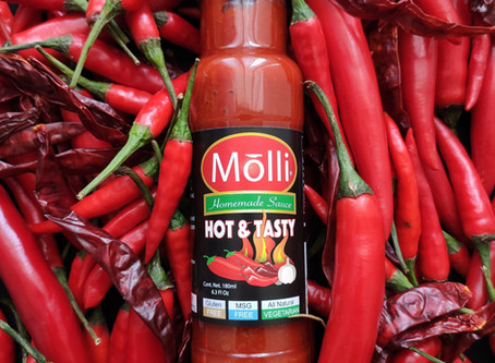Serious HEAT with Molli Hot Tasty