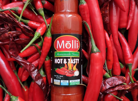 Why we love hot sauce? (Health Benefits)