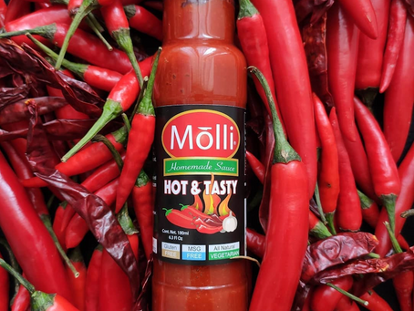Why we love hot sauce? (Health Benefits)