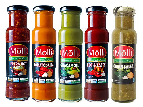 Molli Combo Pack