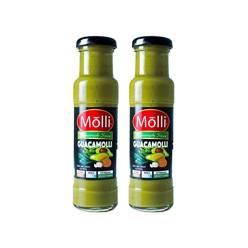 Molli Guacamolli (2 bottles)