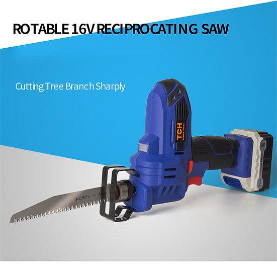 TCH Electric 16V Portable Charging Reciprocating Saw Electric Saber Saw for wood