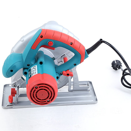 7inch Electric Circular Saw For Wood With A Blade 185mm*20mm*24t Tool Circle Saw