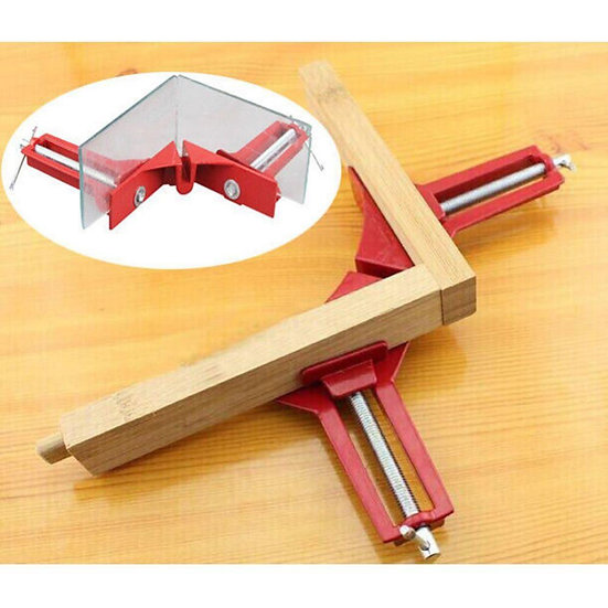 Multifunction 4inch 90 degree Right Angle Clip Picture Frame Corner Clamp 100mm