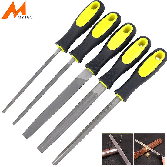 6''/8''/10'' Wood Rasp Steel File Carving Flat/Triangle/Round/Square/Semi