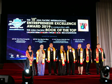 Top Asia Pacific Excellence Brand Award