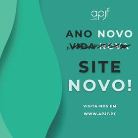 Ano Novo - Site Novo