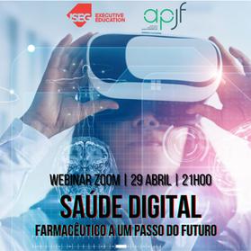 Webinar Saúde Digital 29 Abril