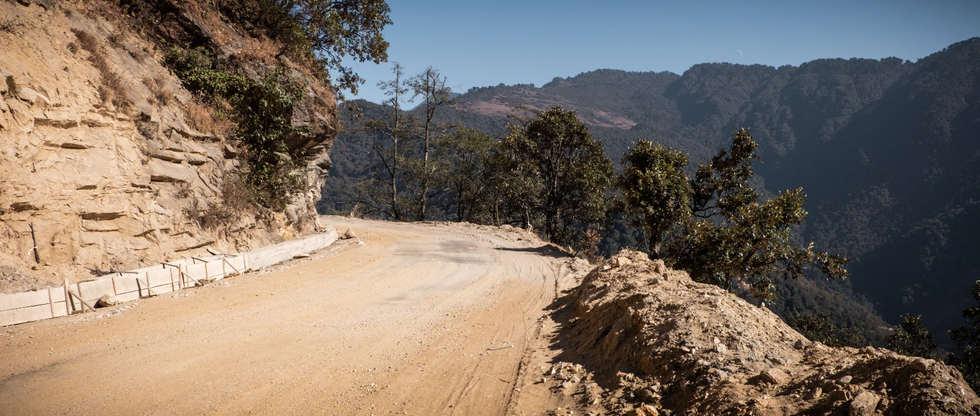 road bhutan