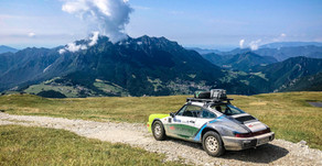 Alps-Crossing