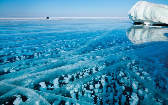 baikal lake russia ice icecube cold