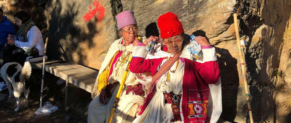 mountains offroad hills himalaya adventure temple bhutan  spirit people