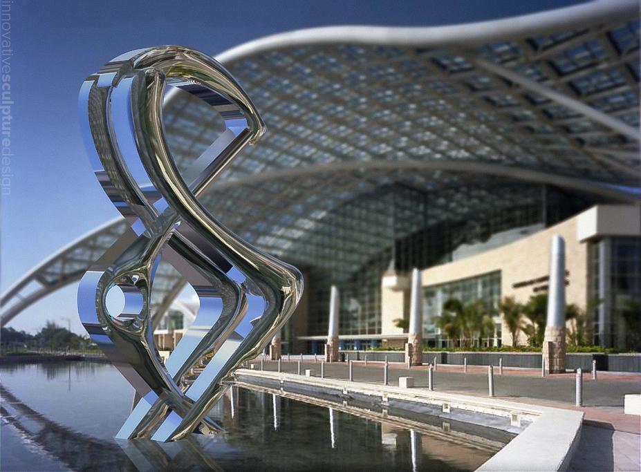 Public Sculpture Concept