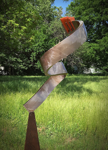 Shift-Bronze-Sculpture