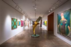 Breach Sculpture in Gallery