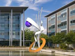 Contemporary sculpture design