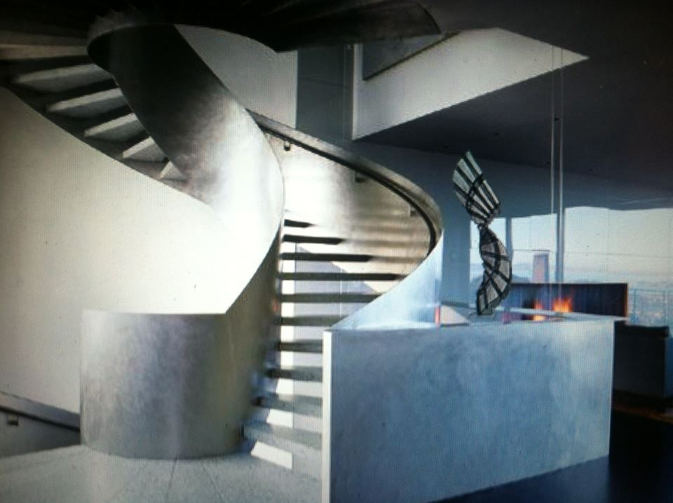 Interior Sculpture Concept