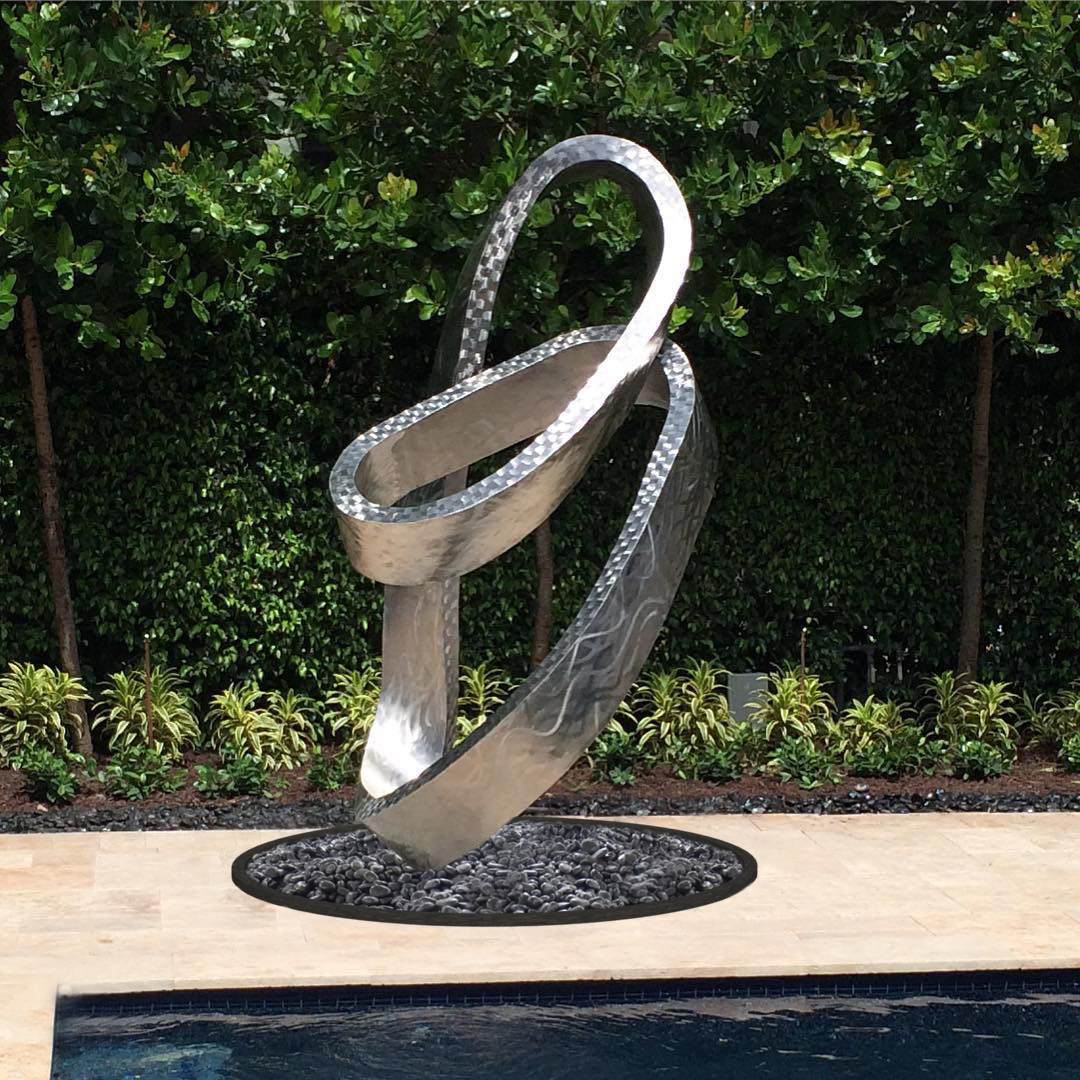 Mobius Sculpture