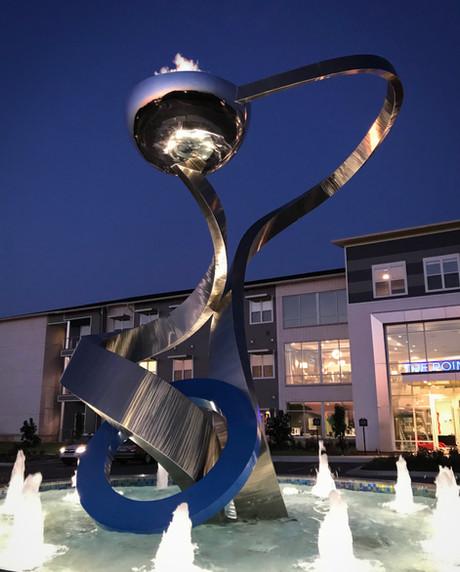 Water Feature Sculpture