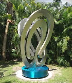 Large Mobius Sculpture