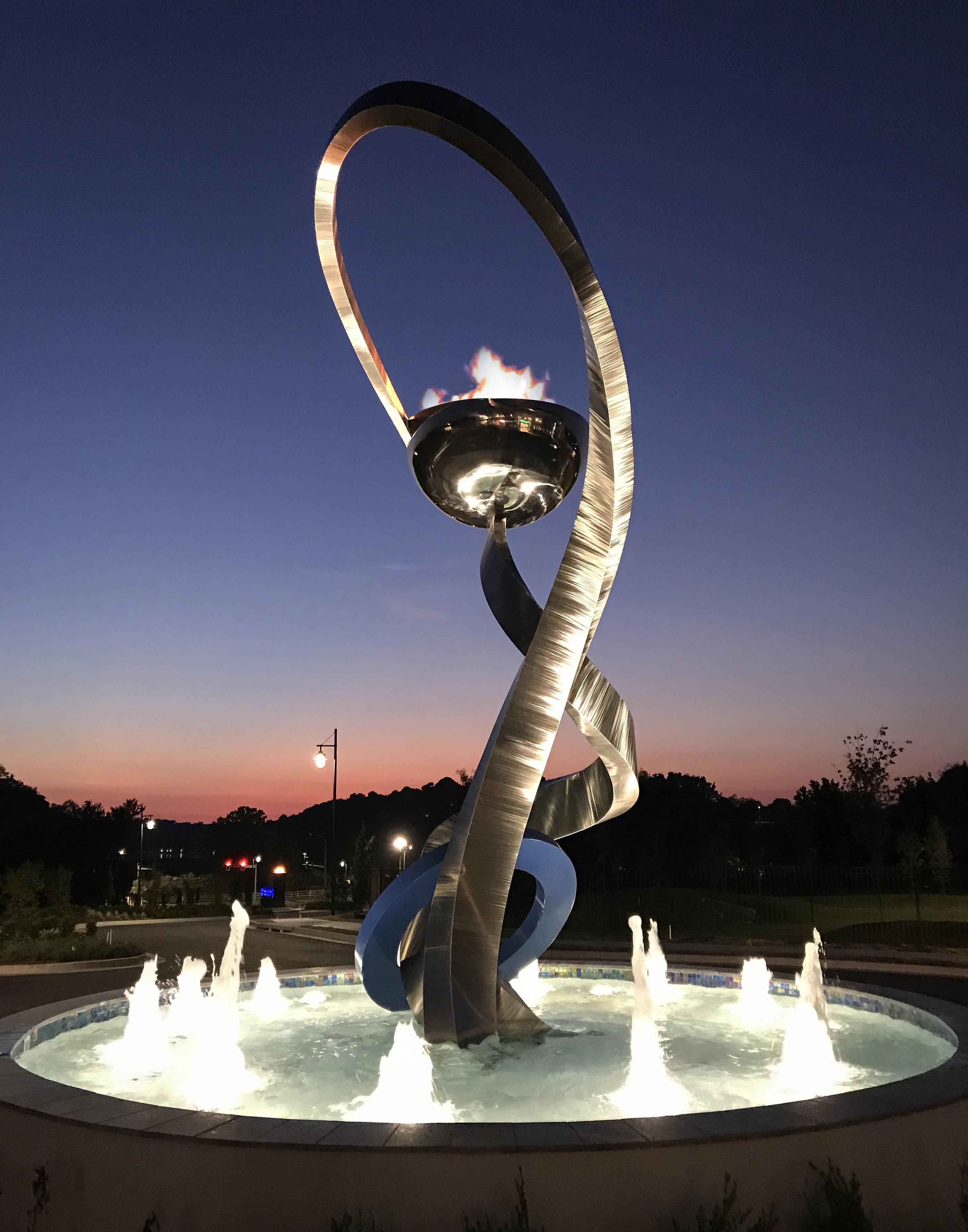 Stellar Sculpture