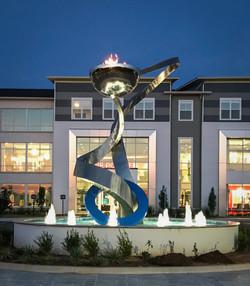 North Hills Sculpture