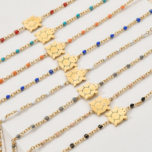 ZMZY Boho Style Turtle Bracelets