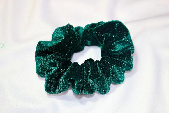 Emerald Green scrunch