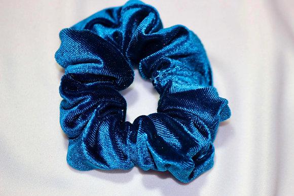 Midnight Blue Scrunch