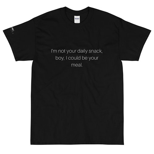 daily snack tee - colors