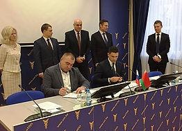 делигация в белорусии
