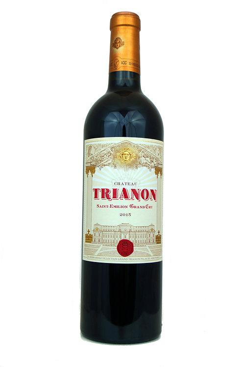 2015 Château Trianon, 0,75l St. Emilion Grand Cru (46,67€/1l)