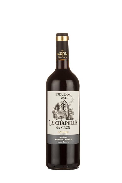 """2016 """"La Chapelle"""" 0,75l - (14,60€/1l)"""