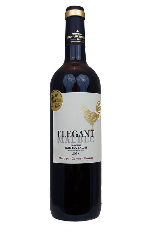 """2018 """"L'Elegant"""" 0,75l - (13,27€/1l)"""