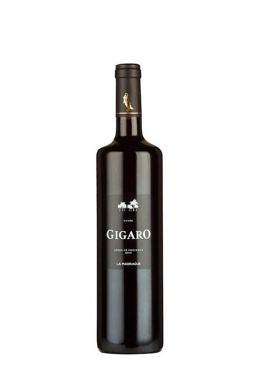 """2016 Cuvée """"Gigaro"""", rouge 0,75l, Domaine La Madrague (14,60€/1l)"""