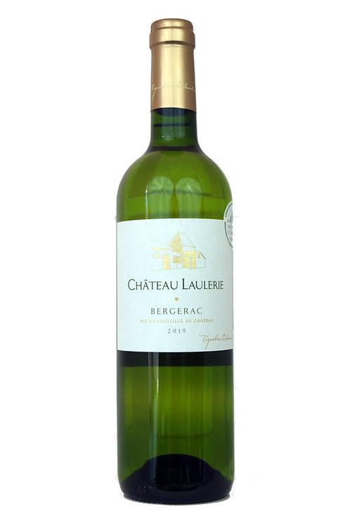 2019 Château Laulerie blanc sec 0,75l - (9,67€/1l)