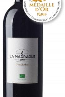 """2019 Cuvée """"Charlotte"""", rouge 0,75l, Domaine La Madrague (25,33€/1l)"""