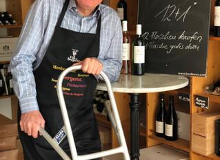 """""""Foire aux vins"""" am 10. & 11. Mai"""