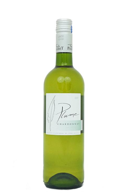 "2017 ""Plume"" Chardonnay 9% - 0,75l alkoholreduziert (7,66€/1l)"