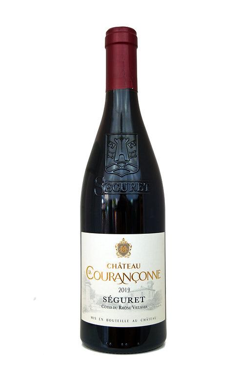 2019 Seguret 0,75l, Château La Couranconne (12,67€/1l)