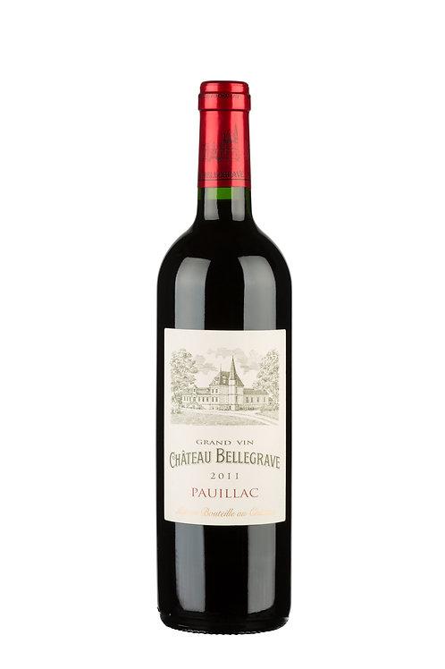 2016 Château Bellegrave, 0,75l Pauillac (46,66€/1l)