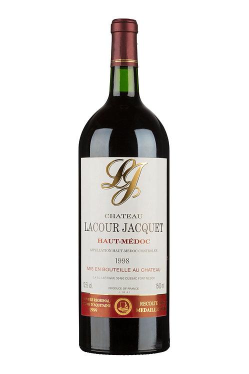 1998 Lacour Jacquet, 1,5l Magnum (50€/1l)