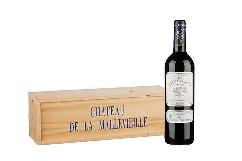 "2014 ""Côtes de Bergerac"" f.d.c Magnum 1,5l in Holzkiste (13,27€/1l)"