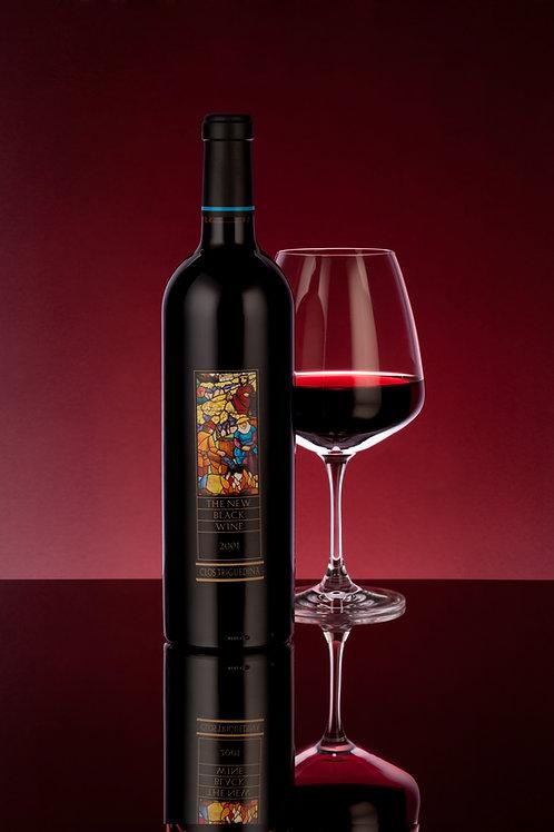 2004 Black Wine 0,75l - (73,33€/1l)