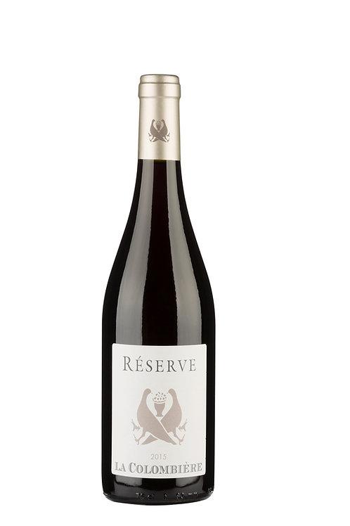 """2015 """"Reserve"""" 0,75l, Dom. La Colombière (13,27€/1l)"""