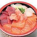 S54 - Assortiment de poisson sur riz vinaigré