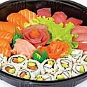 S37 - Sushi, sashimi et roll Californien