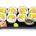 S31 - Futo maki saumon