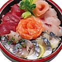 S56 - Assortiment de poisson sur riz vinaigré